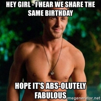 happy 30th birthday meme for her