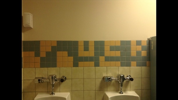 so my buddies boss asked the tile guys