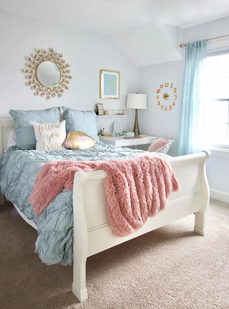 Designing_Teen_room_to_Last_white_furniture_makeover ... on Teenager Room Decor  id=28493