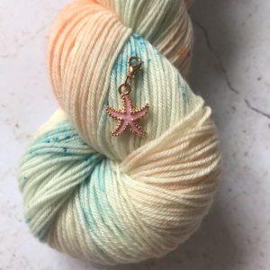 étoile de mer rose