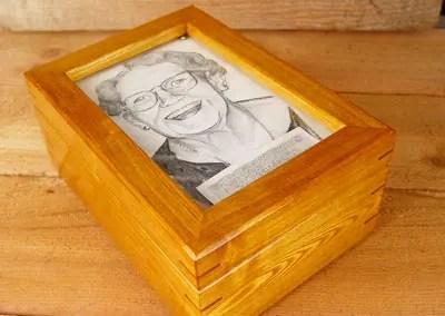 Keepsake Box and Portrait
