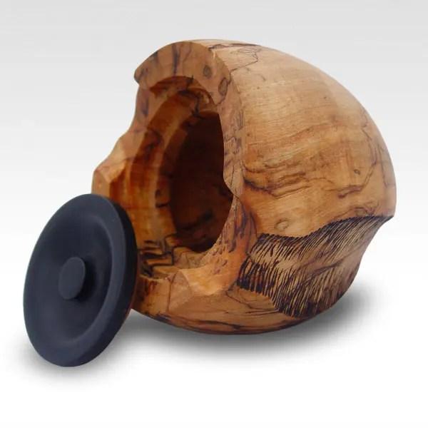 Custom Maple Keepsake Urn