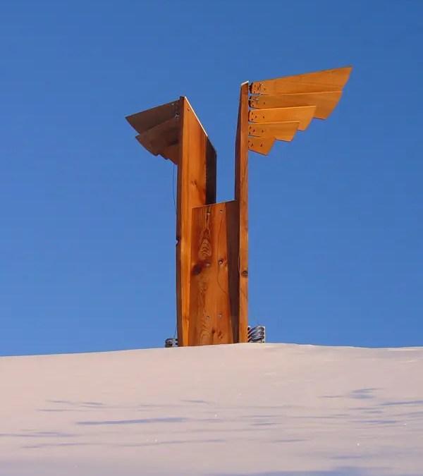 Rebel Eagle Memorial