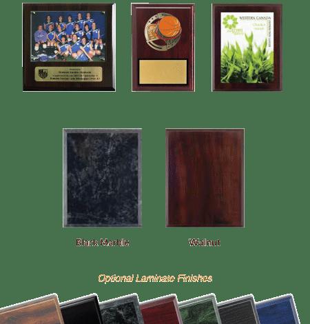 Economy Plaques