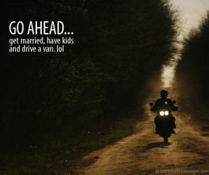 biker meme