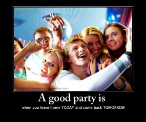 party meme