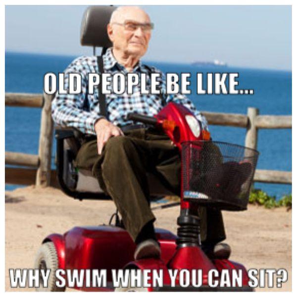 Funny Old People Birthday Jokes