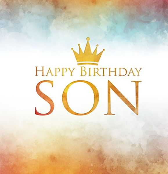 Happy Birthday Son Quotes 51 Best Birthday Wishes For Son
