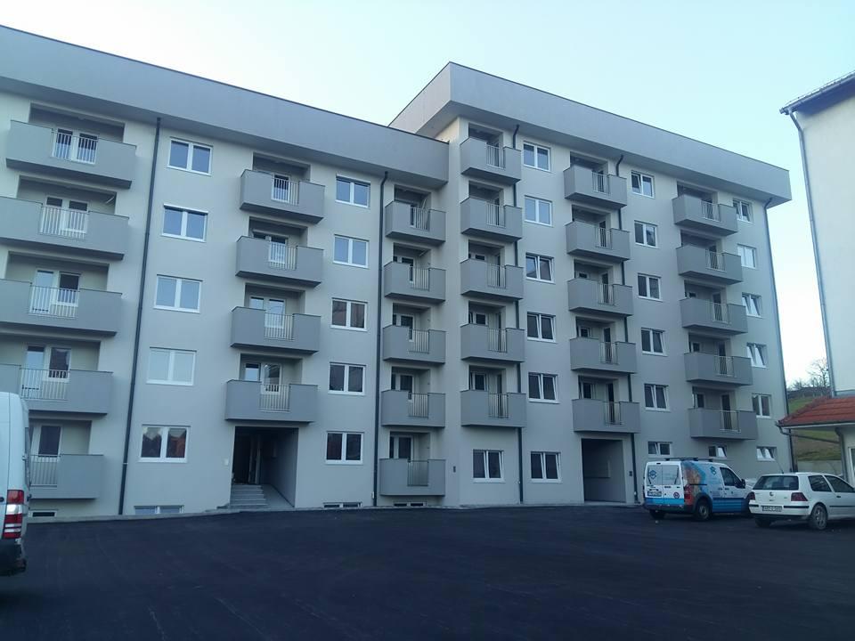 Uspjšno završen projekt izgradnje 60 stanova u Cazinu