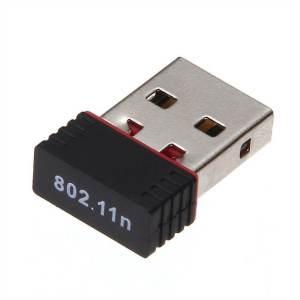 USB 2.0 802.11n 150Mbps Wifi Network Adapter for Windows Linux Desktop Laptop