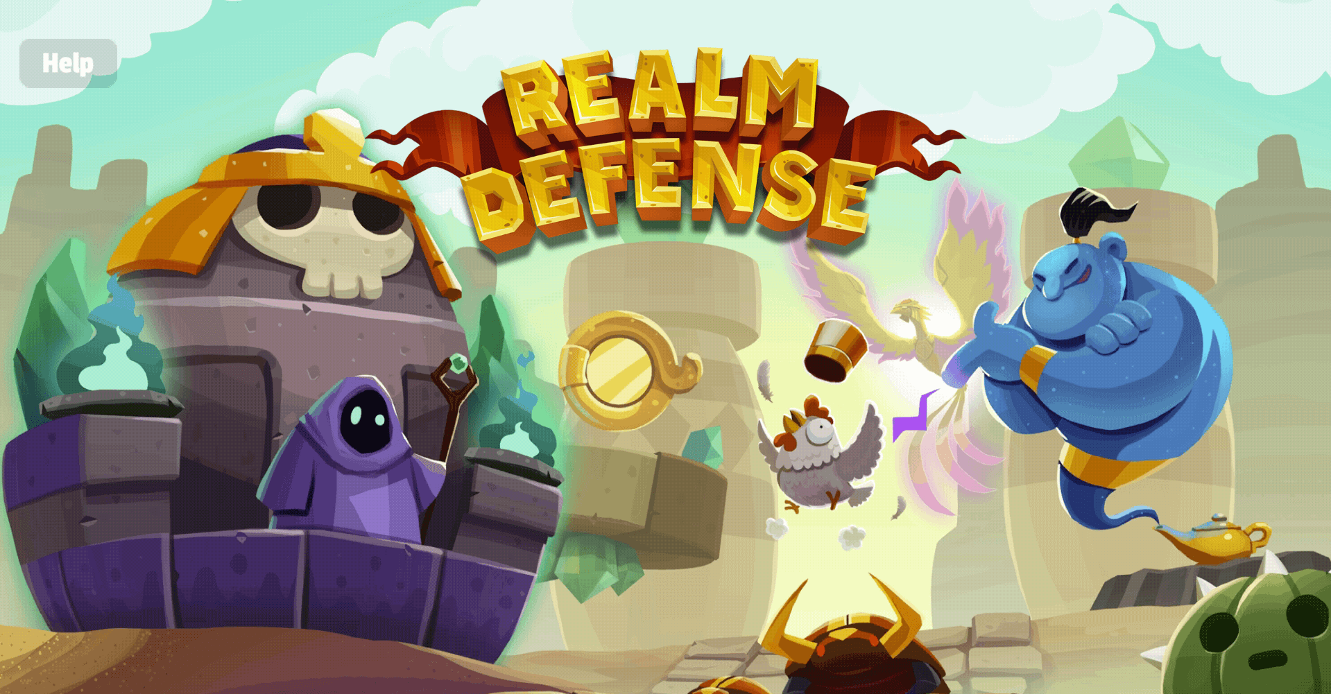 RealmDefence(レルムディフェンス)
