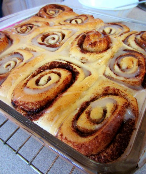 Since Valentine's Day was a Friday, basically that means the holiday carries through the whole weekend. Here's a breakfast/brunch idea that will win you major points! (Or just make it and enjoy it yourself. Homemade cinnamon rolls are ALWAYS worth the indulgence!)  If you enjoyed this post, please share it with your friends and family! You can receive posts sent straight to your email by clicking the gray follow button on the left side of the screen or at the bottom of the page. Thanks for reading!