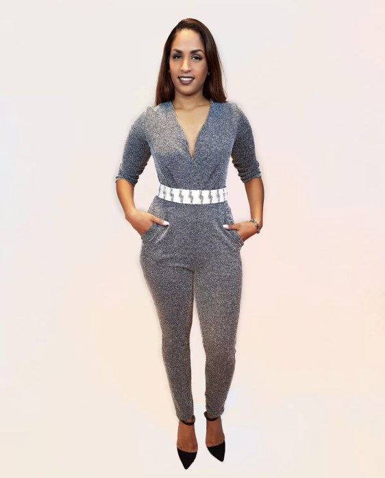 Dames Jumpsuit - jumpsuit