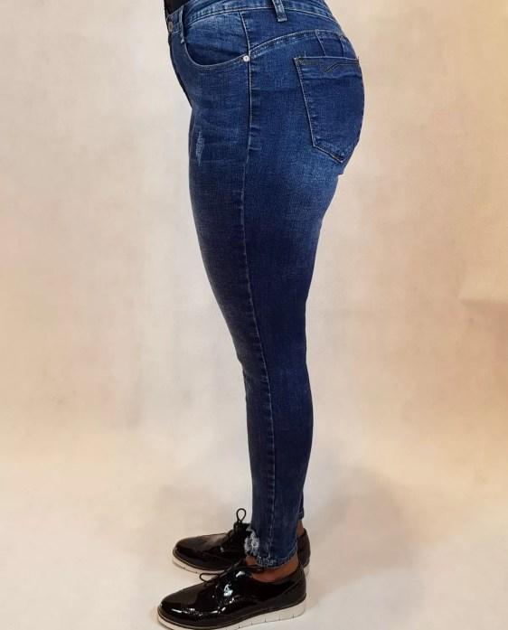 dames broeken - spijkerbroek dames