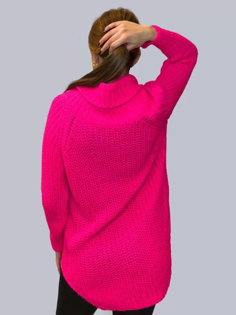 wollen trui terug