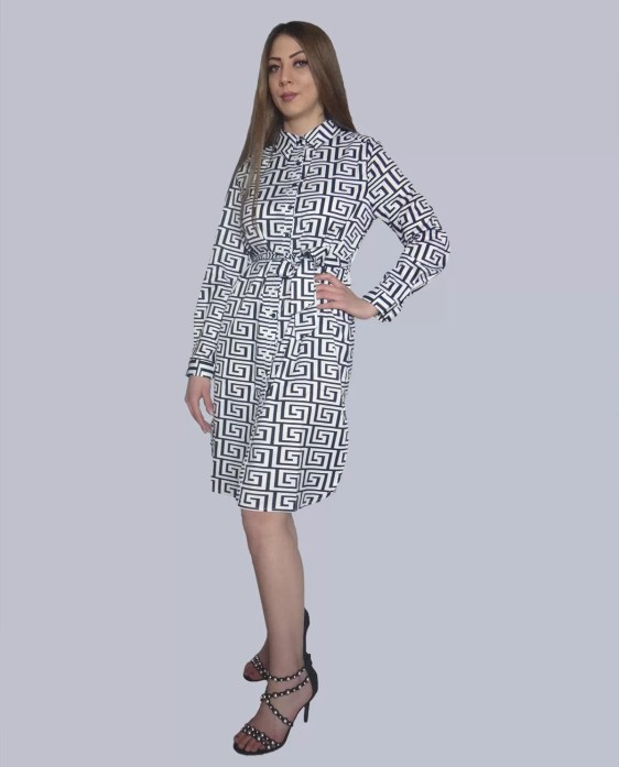 leuke lange jurk
