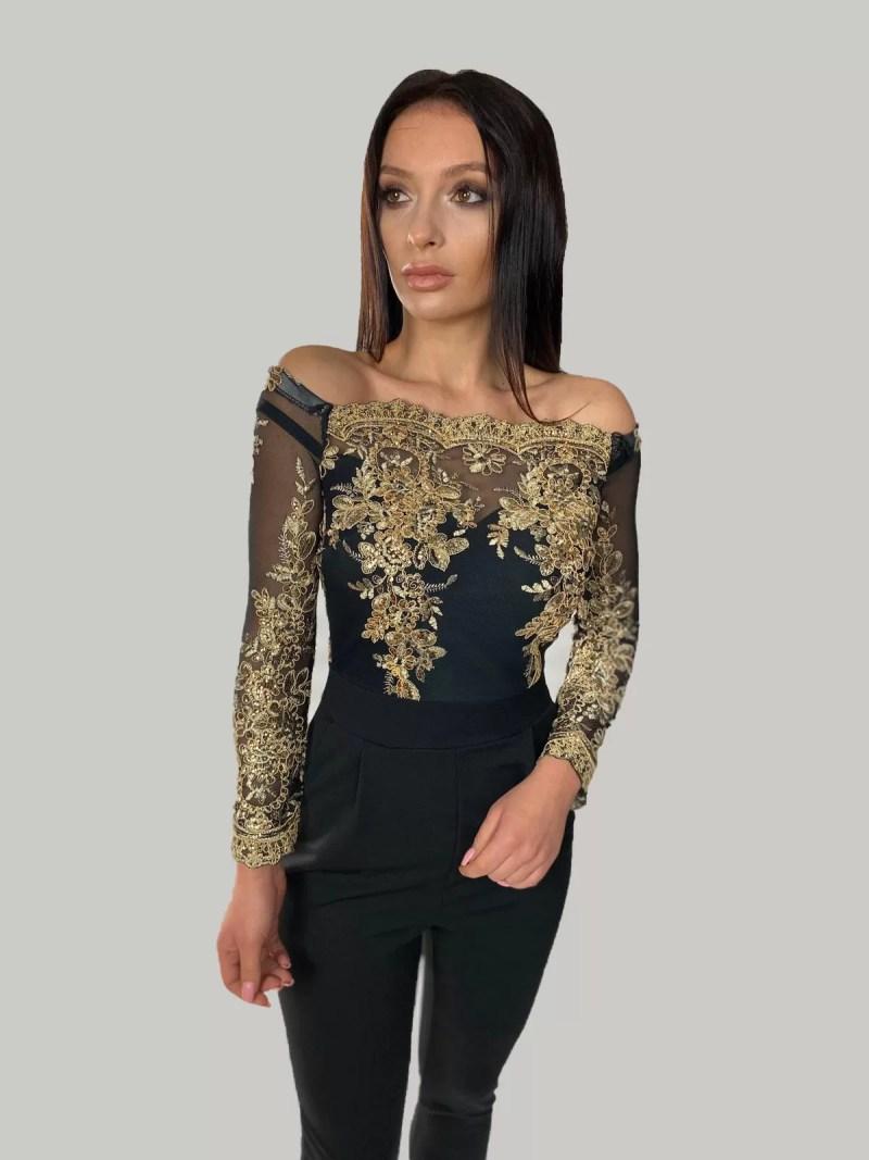 dames-zwart-goud-jumpsuit
