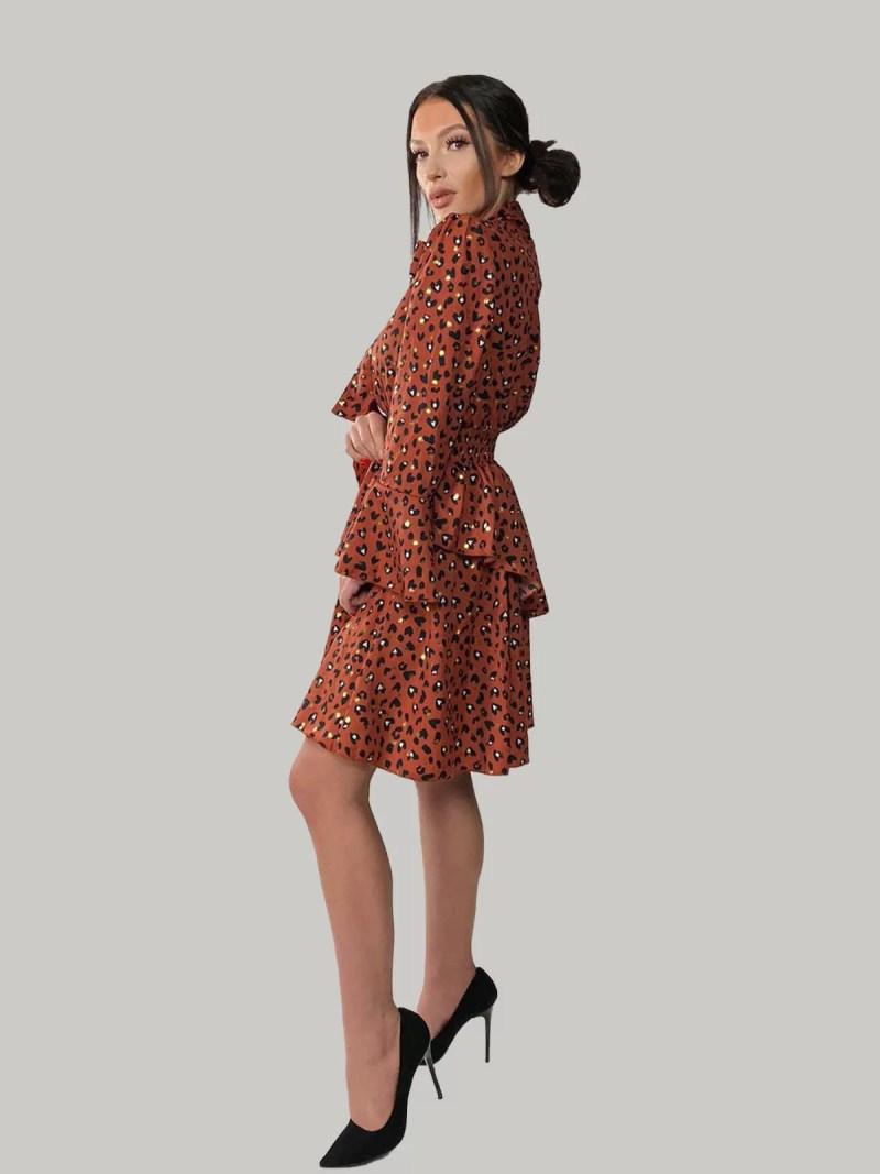 bruin-wikkel-jurk