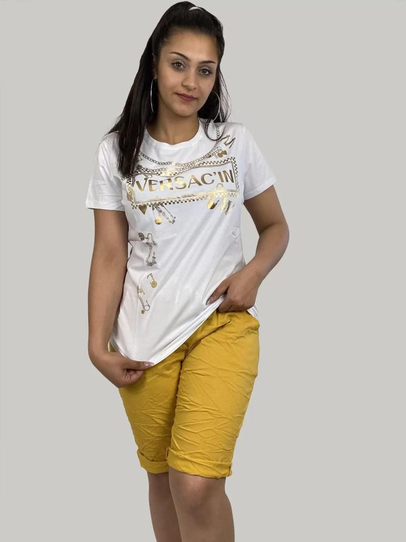 Dames-T-shirt-Grote-Maat