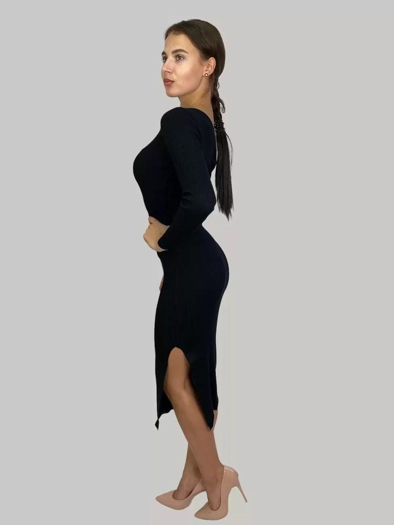 1-mouw-jurk