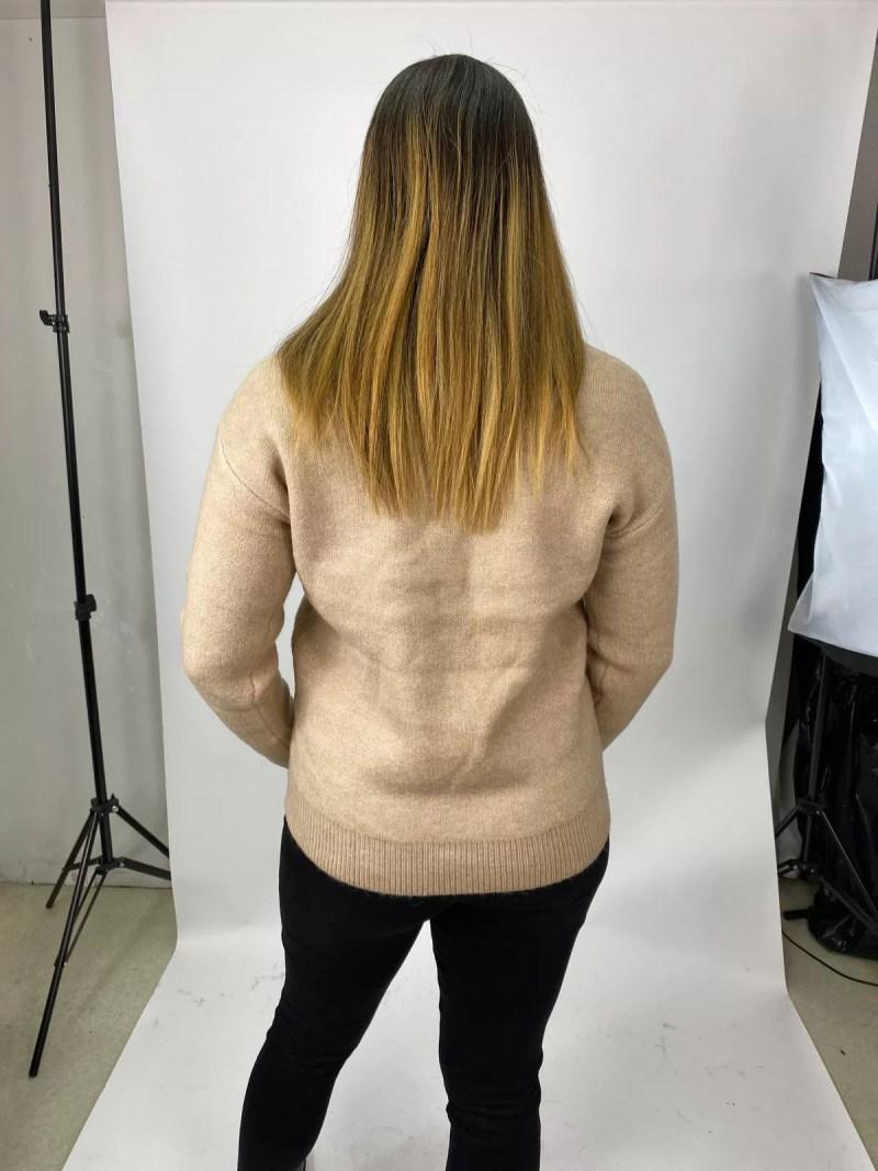 NV 20 462 min Sweater Met Ontwerpen LOVE