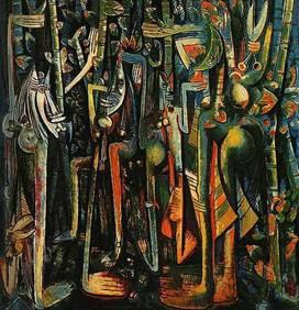 La jungla (1943), Wilfredo Lam