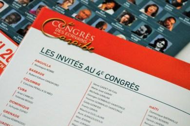 Congres de l'Association des Ecrivans de la Caraibe