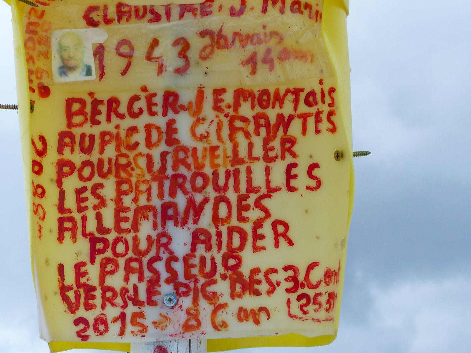Le Mont-Ceint de Jean-Marie : rencontre prévue pour le 10 octobre