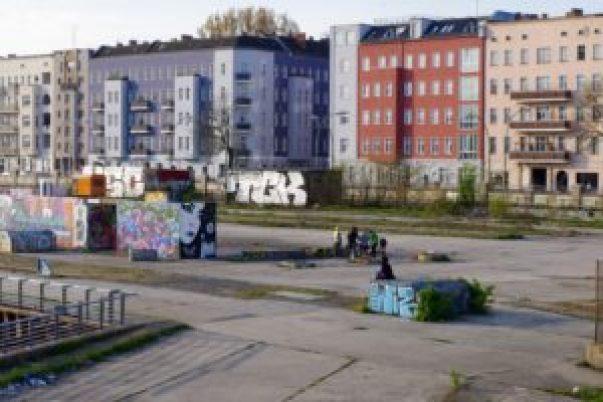 Berlin street art Mémoire pleine