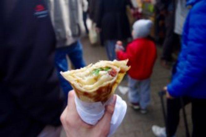 Nourriture à Berlin Mémoire pleine