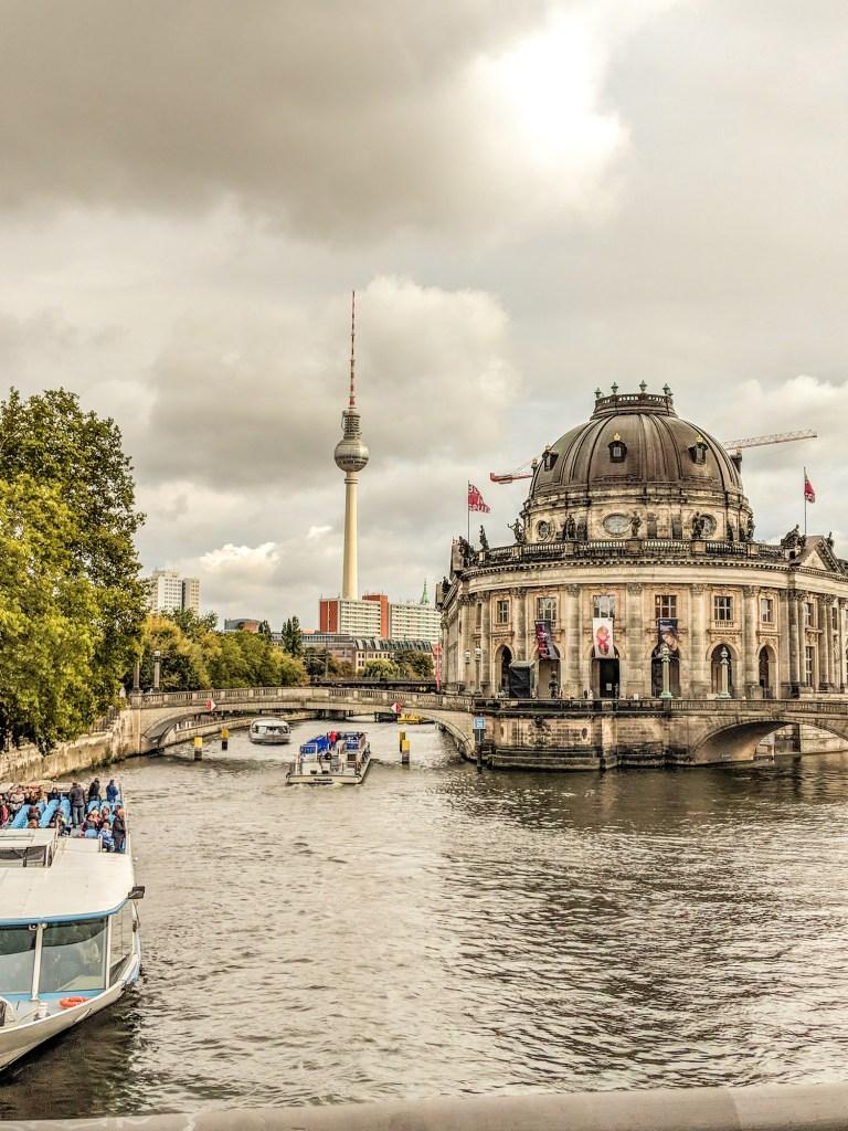 île aux musées de Berlin