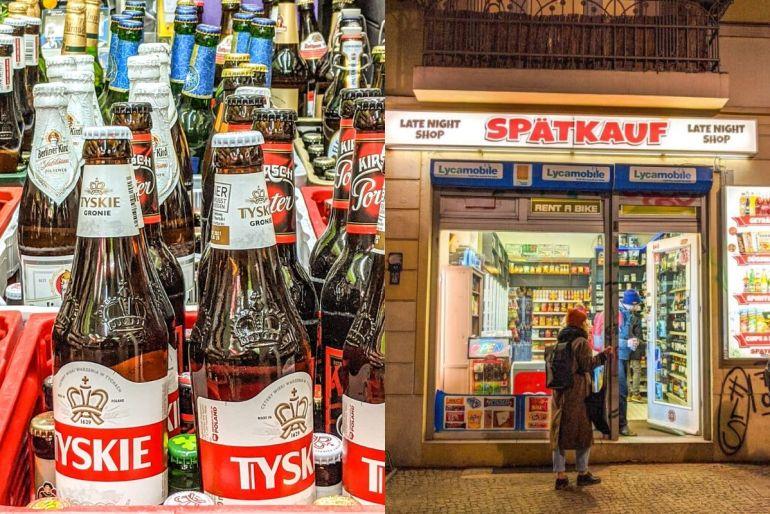 Les Spätis à Berlin