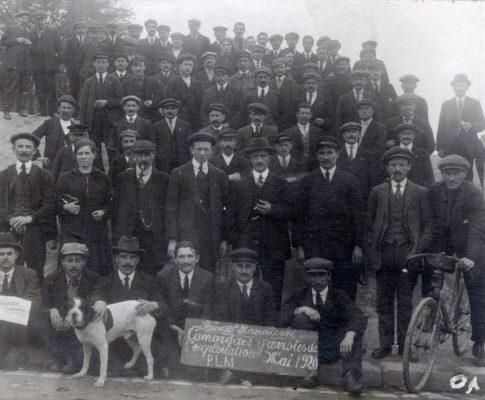 T comme Théodore (1882-1944): la grève de 1920