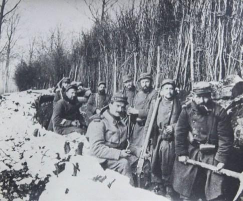 G comme Guerre 1914/1918