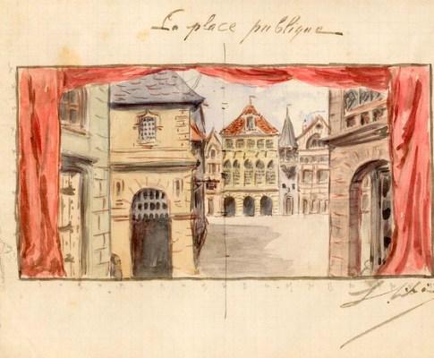 Léopold Silice: le marionnettiste