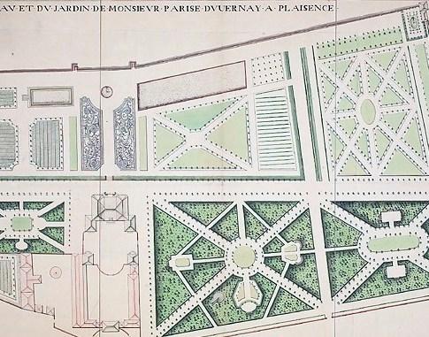 Les jardins des Pomery