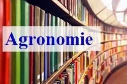 Agronomie