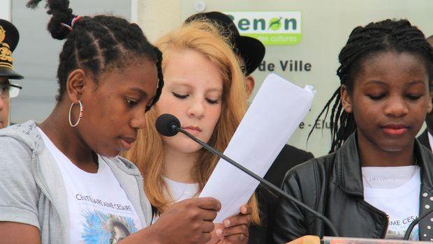 CENON- COMPTE-RENDU en IMAGES & SONS de la journée du 10 mai 2014