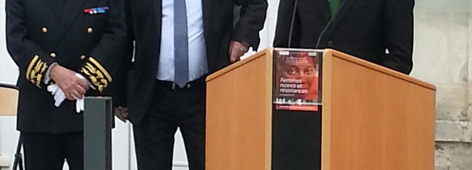 MELER NOS PRESENCES PLURIELLES – Discours de Karfa Diallo président de la Fondation,10 mai 2014, Hotel de Ville de Cenon