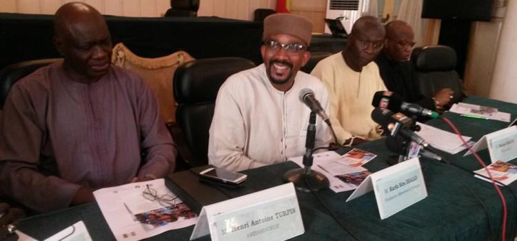 DAKAR – INTERVIEW AUDIO à Radio Sénégal International (14 avril 2015)