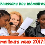 VŒUX DE MÉMOIRES VIGILANTES ET FRATERNELLES