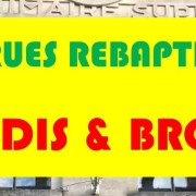 RUES DE NÉGRIERS – Des élèves bordelais rebaptisent deux rues