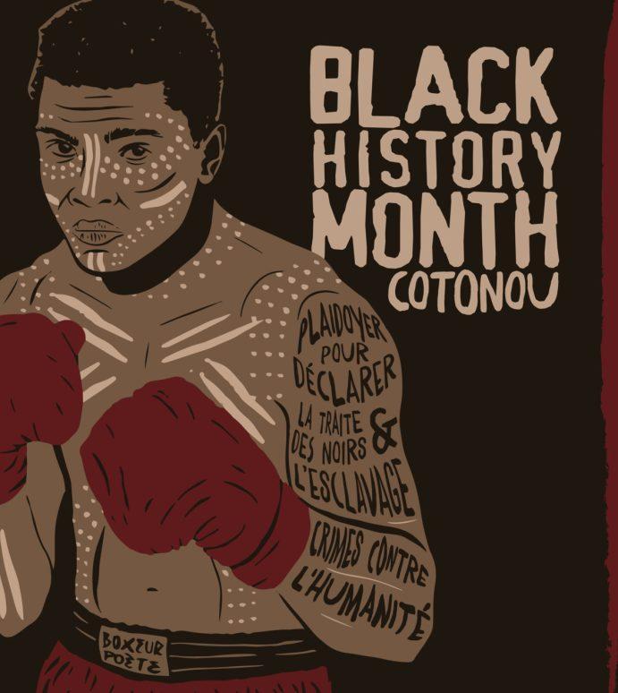 BÉNIN – Le Black History Month se déplace à Cotonou, 4 février