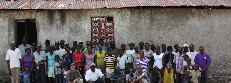 HAÏTI ET LA NOUVELLE-AQUITAINE : Le projet d'agroécologie soutenu par le festival Papa'N Afriken