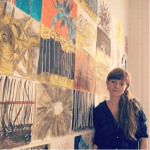 Artist Mette Norrie