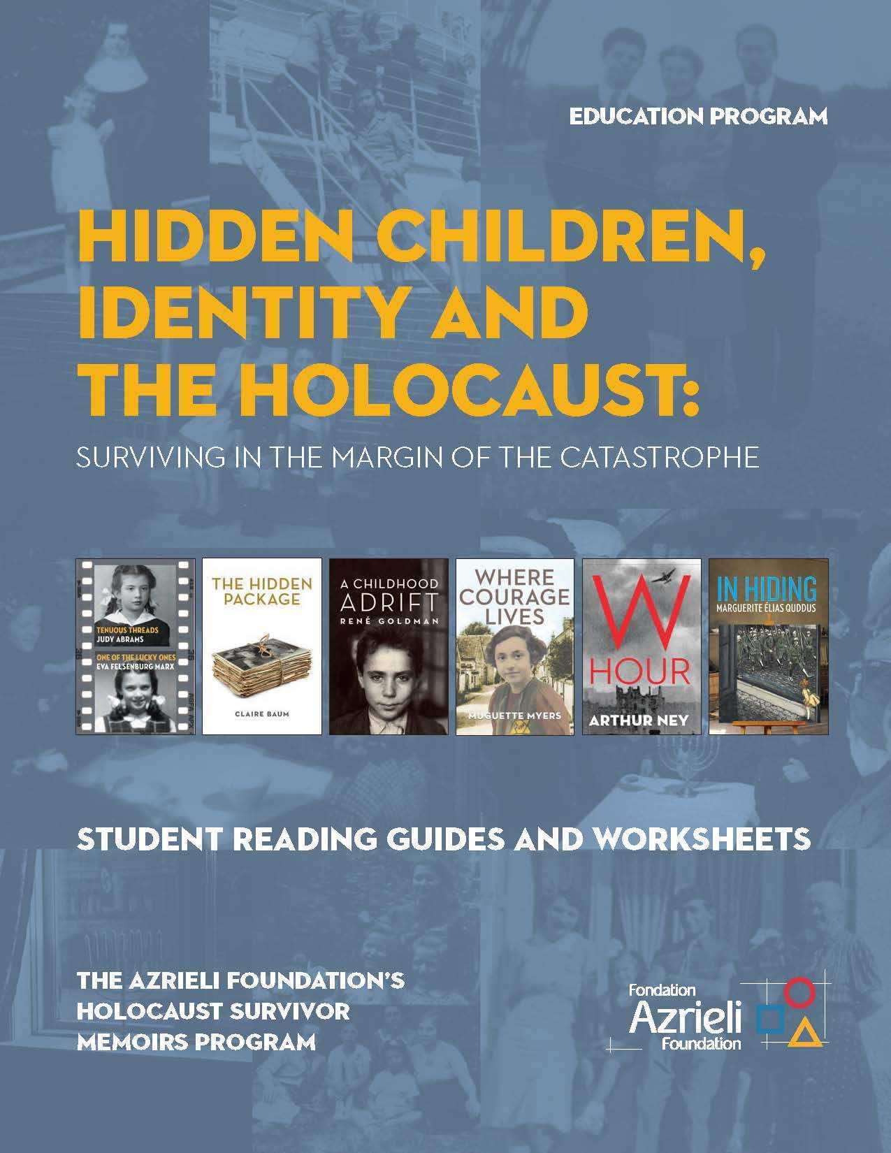 The Holocaust Survivor Memoirs Program