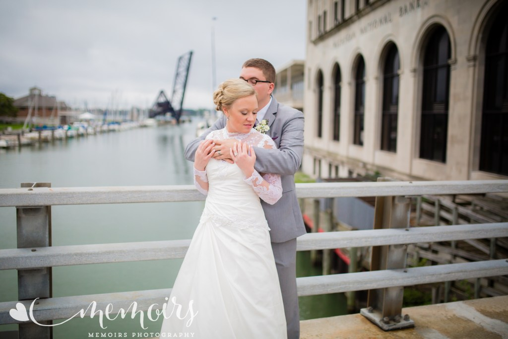 Wedding at the Bean Dock