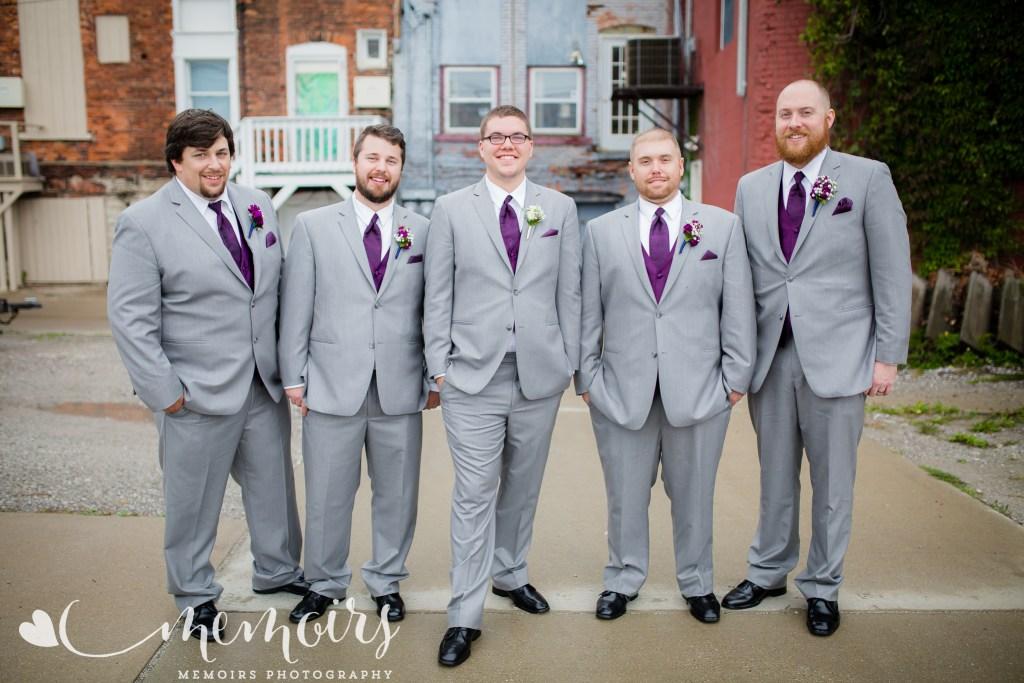 Wedding at the Bean Dock