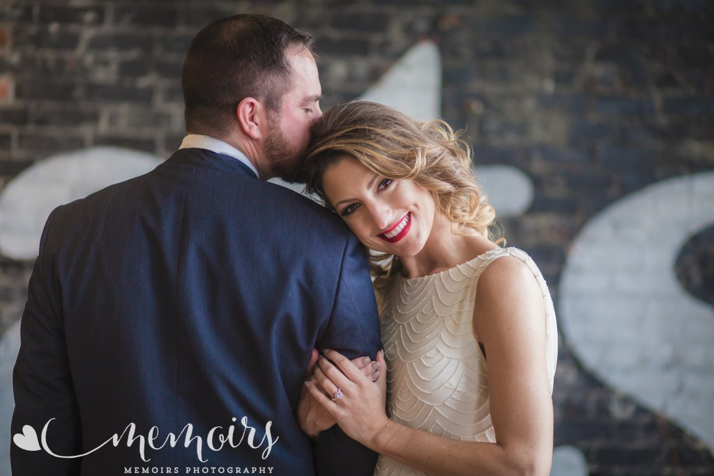 Port Huron Winter Styled Wedding