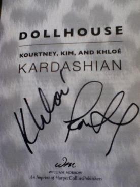 Kim-Khloe-Kourtney-Kardashian-Dollhouse-Novel-Signed-Book-Giveaway-120111-1